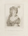 Frederica Charlotte Ulrica Catherina, Duchess of York and Albany, by Marie Anne Bourlier, published by  Edward Harding, after  Elisabeth-Louise Vigée-Le Brun - NPG D15300