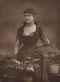Louise Jane Jopling (née Goode, later Rowe), by Herbert Rose Barraud - NPG Ax8712