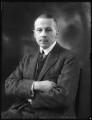 Sir Walter Richard Nugent, 4th Bt, by Bassano Ltd - NPG x123137
