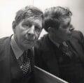 W.H. Auden, by Cecil Beaton - NPG x40006