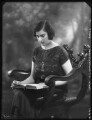 Hon. Doris Lilian Keppel (née Carter), by Bassano Ltd - NPG x123197