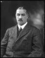 Henry Ernest Fowler, 2nd Viscount Wolverhampton, by Bassano Ltd - NPG x123198