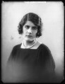 Hon. Adelaide ('Dig') Mary Yorke (née Biddulph), by Bassano Ltd - NPG x123205
