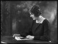 Hon. Adelaide ('Dig') Mary Yorke (née Biddulph), by Bassano Ltd - NPG x123206