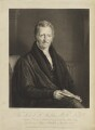 Thomas Robert Malthus, by and published for John Linnell, published by  Dominic Charles Colnaghi - NPG D15408