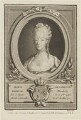 Marie Antoinette of France, by François Hubert, published by  Esnauts et Rapilly, after  François Marie Isidore Queverdo - NPG D15414