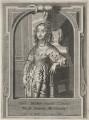 Mary, Princess of Orange, by Pieter de Jode II, after  Sir Anthony van Dyck - NPG D18427