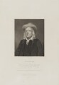 Jeremy Bentham, by James Posselwhite, published by  Charles Knight, after  George Frederic Watts - NPG D15458