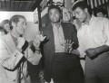 Harry Goodwin; Muhammad Ali; John Conteh, by Harry Goodwin - NPG x87881