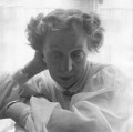 Dame Edith Evans (Dame Edith Mary Booth), by Cecil Beaton - NPG x40086