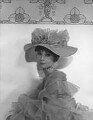 Audrey Hepburn, by Cecil Beaton - NPG x40172