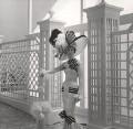 Audrey Hepburn, by Cecil Beaton - NPG x40174
