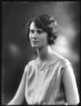 Hon. Ruth Evelyn Archer (née Pease), by Bassano Ltd - NPG x123310