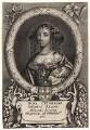 Catherine of Braganza, after Pieter Borsseler - NPG D18437