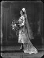 Emmeline Augusta Louisa (née de Rutzen), Lady Newnes, by Bassano Ltd - NPG x123335
