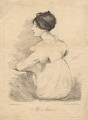 Francis Elizabeth Acton ('Mrs Acton'), by John Grove Spurgeon, after  Sir William Beechey - NPG D18443