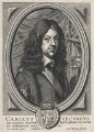 King Charles II, by Frederik Bouttats the Younger, after  Jan van den Hoeck (Hoecke) - NPG D18450