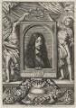 King Charles II, by Frederik Bouttats the Younger, after  Jan van den Hoeck (Hoecke) - NPG D18452