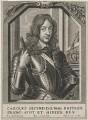 King Charles II, by Peter van Lisebetten (Lysebetten, Liesebetten), after  Peter van Lint - NPG D18453