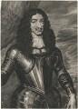 King Charles II, by Cornelis van Dalen the Younger, after  Pieter Nason - NPG D18463