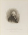 John Jervis, Earl of St Vincent, by Anthony Cardon, published by  T. Cadell & W. Davies, after  William Evans, and after  Sir William Beechey - NPG D15604