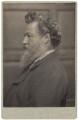 William Morris, by Frederick Hollyer - NPG x3721
