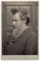 William Morris, by Frederick Hollyer - NPG x1514