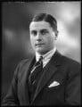 Sir (Edmund) Keith Nuttall, 2nd Bt, by Bassano Ltd - NPG x123367