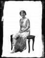 Beatrice Marion (née Hall), Viscountess Finlay, by Bassano Ltd - NPG x123388