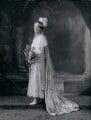 Amelia Frances (née Houston), Lady Bowden, by Bassano Ltd - NPG x123396