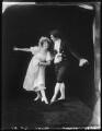 Lydia Kyasht; Alexandre Volinine (né Aleksandr Volinin) in 'First Love', by Bassano Ltd - NPG x101605