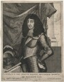 King Charles II, by Coryn or Quirin Bol (Boel), after  Gonzales Coques (Cockes, Cocx, Cox) - NPG D18507