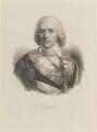 Paul François Jean Nicolas, vicomte de Barras, by Antoine Maurin, printed by  François Séraphin Delpech - NPG D15634