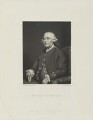 William Strahan, by Charles Algernon Tomkins, published by  Henry Graves & Co, after  Sir Joshua Reynolds - NPG D15664