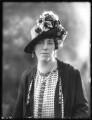 Dorina Lockhart (née Clifton), Lady Neave, by Bassano Ltd - NPG x123425