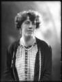 Dorina Lockhart (née Clifton), Lady Neave, by Bassano Ltd - NPG x123426
