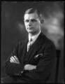 Christopher John Henry Roper-Curzon, 19th Baron Teynham, by Bassano Ltd - NPG x123443