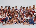 British Models dressed by British Designers, by Mario Testino - NPG P1025
