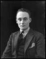 John Patrick Douglas Balfour, 3rd Baron Kinross, by Bassano Ltd - NPG x123497