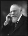 Sir (Henry) Seymour King, 1st Bt, by Bassano Ltd - NPG x123499