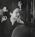 Nancy Mitford, by Cecil Beaton - NPG x40261