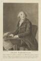 Giovanni Paisiello, by Vincenzo Aloja, published by  Louis Marescalchi, after  Elisabeth-Louise Vigée-Le Brun - NPG D15747