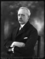 Sir John Anthony Cecil Tilley, by Bassano Ltd - NPG x123529