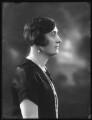 Mildred (née King), Lady Ailwyn, by Bassano Ltd - NPG x123558