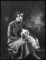 Mildred (née King), Lady Ailwyn, by Bassano Ltd - NPG x123559