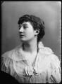 Priscilla Cecilia (née Moore), Countess Annesley, by Alexander Bassano - NPG x7115