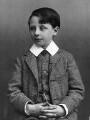 Francis Annesley, 6th Earl Annesley, by Alexander Bassano - NPG x8310