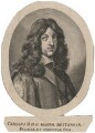 King Charles II, after Jan van den Hoeck (Hoecke) - NPG D18491