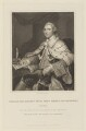 William Petty, 1st Marquess of Lansdowne, by John Henry Robinson, published by  Harding & Lepard, after  Sir Joshua Reynolds - NPG D15788