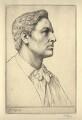 Sir Charles Holroyd, by Alphonse Legros - NPG D18549
